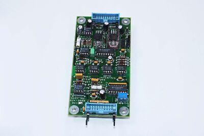 Hoya Conbio Medlite C4 Laser Med Lite Opto C 4 Interface Card Pcb Board 624-3800