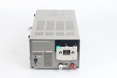 Kikusui Pan35-20a 0-35v 0-20a Regulated Dc Power Supply
