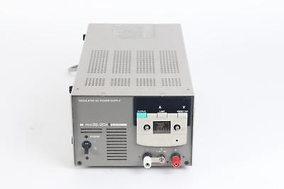 Kikusui Pan35-20a 0-35v 0-20a Regulated Dc Power Supply