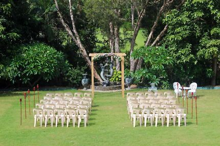 Wedding ceremony items for hire