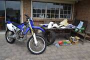 2008 Yamaha WR450f Mount Barker Area Preview