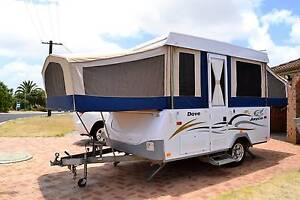 Jayco Dove 2008 Camper Trailer Yanchep Wanneroo Area Preview