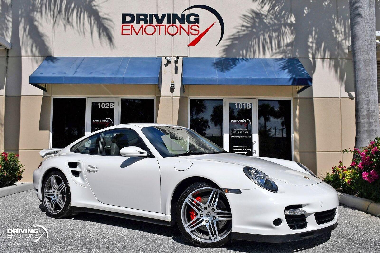 2008 Porsche 911 Turbo Coupe Turbo $136k MSRP! Carbon Package!! 19251 Miles Carr
