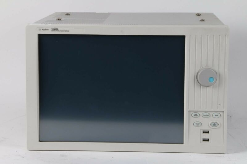HP Agilent Keysight 16902B Modular Logic Analysis System Mainframe - No Modules