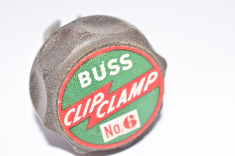 Buss, Clip Clamp, No.6