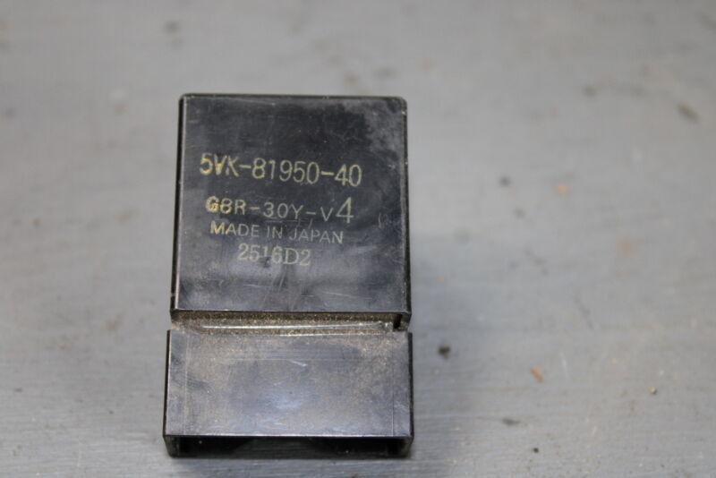 [SCHEMATICS_4LK]  08-09 2008 2009 Yamaha Yzf R6 Oem Relay Assembly Fuse Box 5vk-81950-40-00 |  eBay | 08 Yamaha Fuse Box |  | eBay