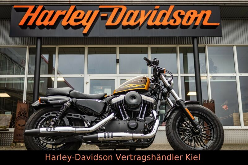 Harley-Davidson XL 1200 X Forty-Eight Sportster 48 GOLD FLAKE