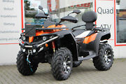 CFMOTO CForce 550 L  DLX  4x4 LOF, orange