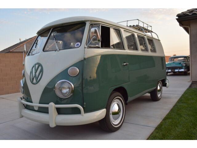 Beautiful 1967 volkswagen kombi split window campmobile for 1967 split window vw bus