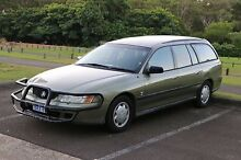 2003 Holden Commodore Wagon Killarney Heights Warringah Area Preview