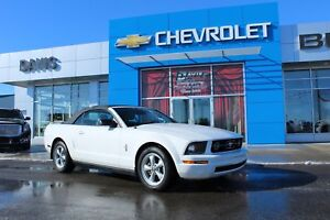 2007 Ford Mustang V6 CONVERTIBLE, LEATHER