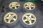 "Subaru WRX 16"" rims and tires (full set) Bayswater Knox Area Preview"