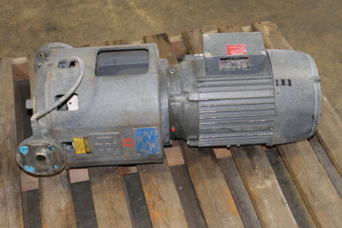 New Ingersoll-rand Voc Pump W/ Motor Rpm 3550 Gpm 32 Stainless Steel 316 Ss New