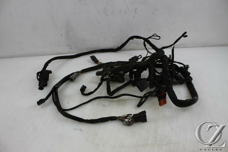 04 Harley Fxdi Dyna Super Glide Main Wire Harness Loom