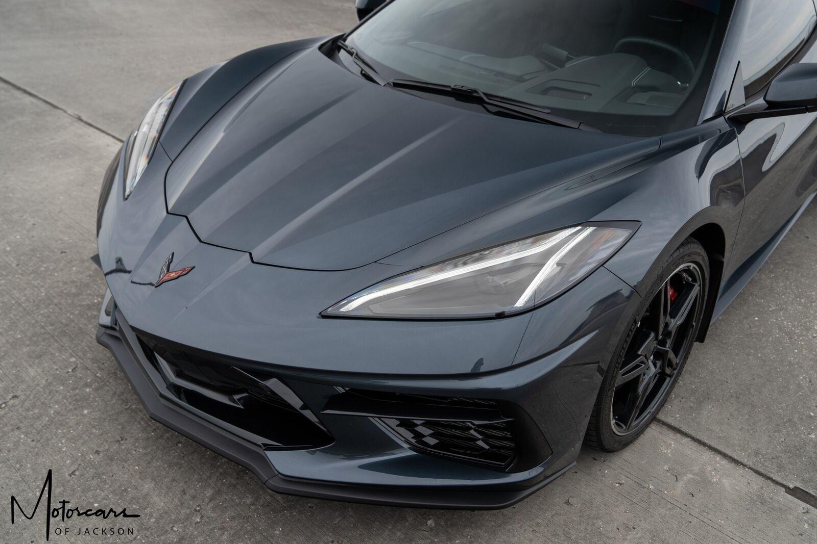 2020 Gray Chevrolet Corvette  2LT | C7 Corvette Photo 10