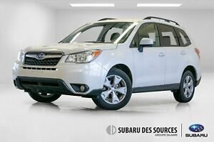 2015 Subaru Forester 2.5i Convenience Sieges chauffants Mag Cam.