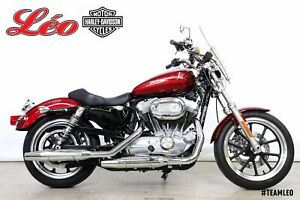 2016 Harley-Davidson XL883L **Bas kilométrage**