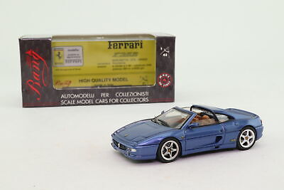 Bang 8030; Ferrari F355 GTS Spider; Blue Metallic; Excellent Boxed