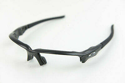Oakley OO9364-0167 Flak Draft Polished Black Parts/Repair/Broken/Arms (Fix Sunglasses Arm)