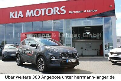 KIA Sportage Spirit 1.6 T-GDI  AT 2WD Navigation