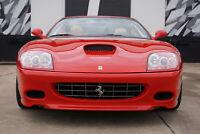 Miniature 3 Voiture Européenne d'occasion Ferrari Superamerica 2005