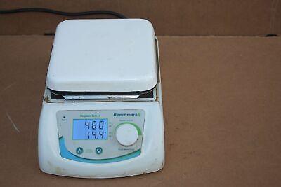 Benchmark Scientific Digital Hotplate Magnetic Stirrer H3760-hs 115v