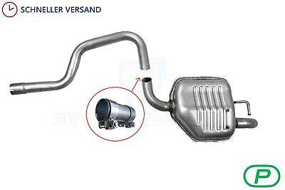 ABGASROHR  Ford Mondeo III 2.0 TDDi 2.0 2.2 TDCi  MITTELROHR Auspuff TDCi