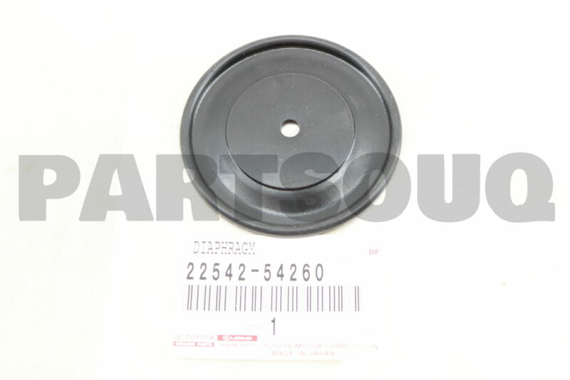 2254254260 Genuine Toyota Diaphragm(for Boost Compensator) 22542-54260