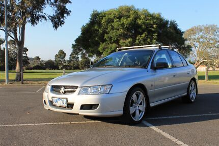 2006 Holden Commodore Sedan with RWC Dandenong Greater Dandenong Preview