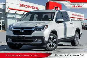 2018 Honda Ridgeline Touring | Power Moonroof, Heated Front & Re