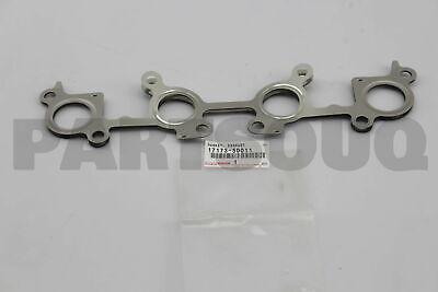 1717350011 Genuine Toyota GASKET, EXHAUST MANIFOLD TO HEAD 17173-50011