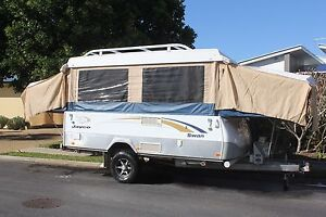 2010 Jayco Swan Outback Casuarina Tweed Heads Area Preview