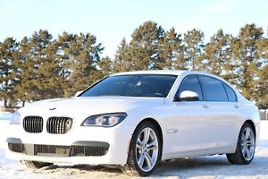 2014 750Li xDrive M Sport with 2 sets of tires and low kms
