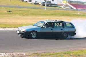 Holden vn v6 turbo track drift car ss v8 vp vr vs ls1 commodore Coburg Moreland Area Preview