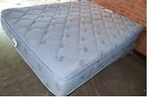 QUEEN MATTRESS (PILLOW TOP PHYSIO SUPREME) (delivery available) Inala Brisbane South West Preview