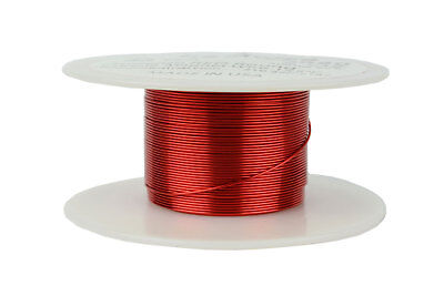 Temco Magnet Wire 24 Awg Gauge Enameled Copper 2oz 155c 98ft Coil Winding