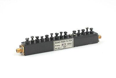 Rf Bandpass Filter 8.3ghz Smaf