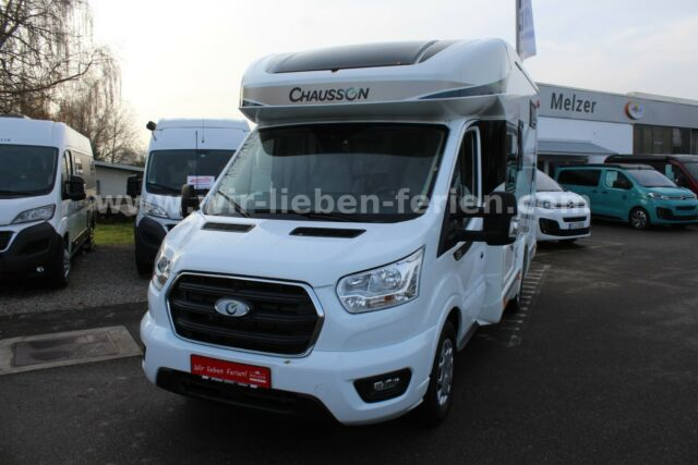 CHAUSSON 514 Premium Ford 130PS Hubbett Polster Marshall
