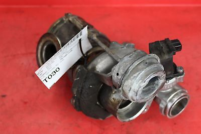 2009-2012 BMW 750i 4.4L Twin Turbo Right Turbo Supercharger