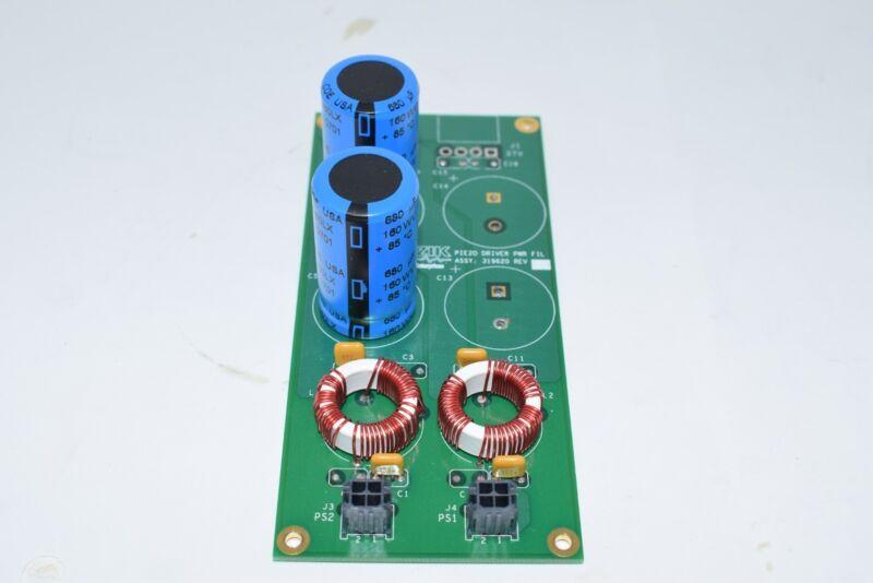 GUZIK 319620 Piezo Driver PWR FIL PCB Board Module