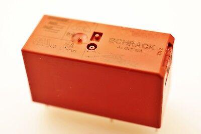 SCHRACK RP421060 60V 8A//250V RELAY NEW LOT OF 2
