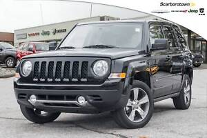 2017 Jeep Patriot Sport/North+HIGH-ALTITUDE+ROOF+LTHR+LDED