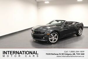 2012 Chevrolet Camaro 2SS CONVERTIBLE! BLOWOUT PRICING!!