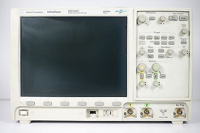 Keysight Used Dso7032a Oscilloscope 2-channel 350mhz Agilent