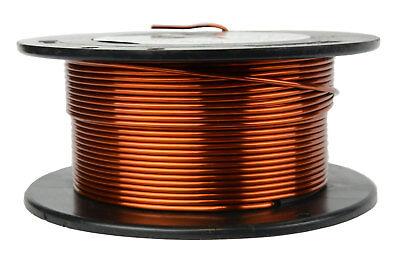 Temco Magnet Wire 15 Awg Gauge Enameled Copper 4oz 25ft 200c Coil Winding