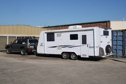 Jayco Starcraft Caravan Skye Frankston Area Preview