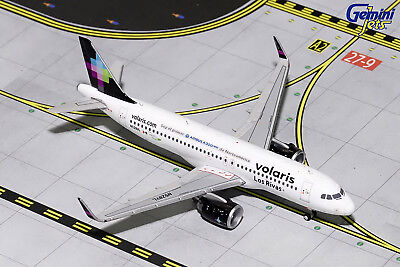 Gemini Jets Volaris (Mexico) Airbus A320neo GJVOI1613 1/400 REG# N528VL. New