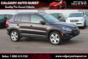 2016 Volkswagen Tiguan Highline AWD/NAVI/B.CAM/LEATHER/ROOF