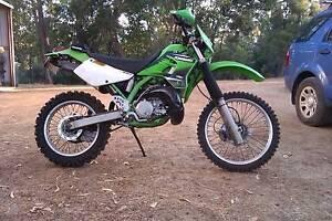 Kawasaki KDX 200 Fully Rebuilt Bunbury Bunbury Area Preview
