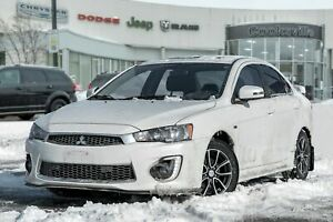 2017 Mitsubishi Lancer SE LTD, BACKUP CAM, HEATED SEATS, SUNROOF
